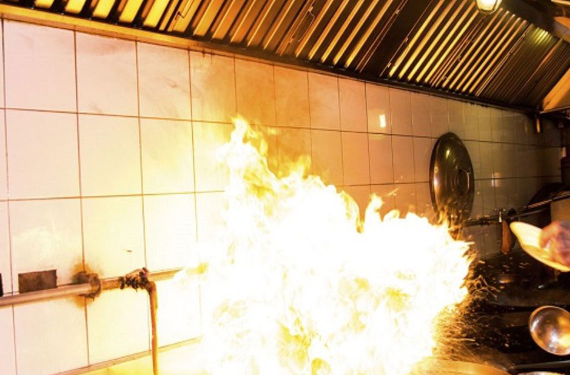 Extraction Systems – Fire Hazards