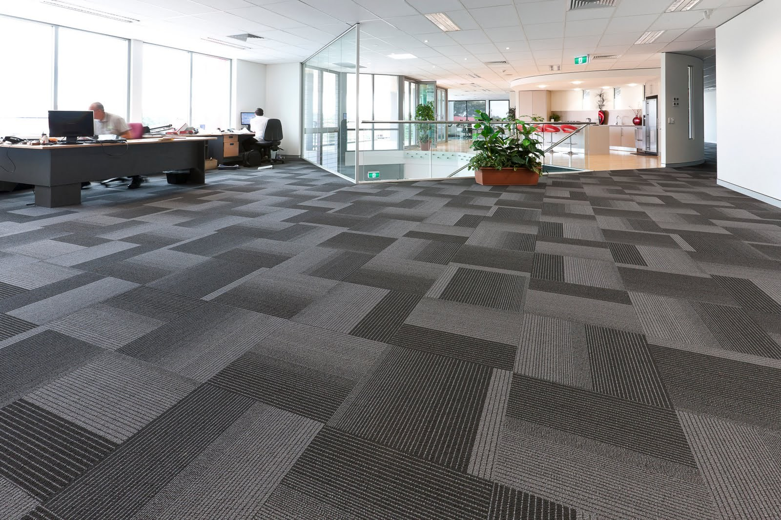 Office and commercial carpet cleaning