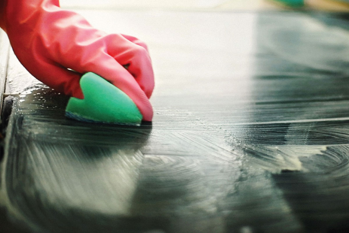 Disinfect and decontaminate your business premises