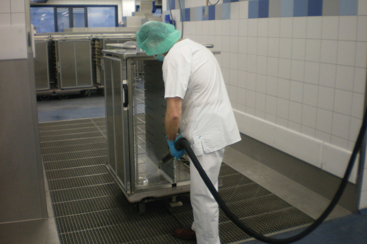 Commercial disinfection services in Dorset, Hampshire and Wiltshire