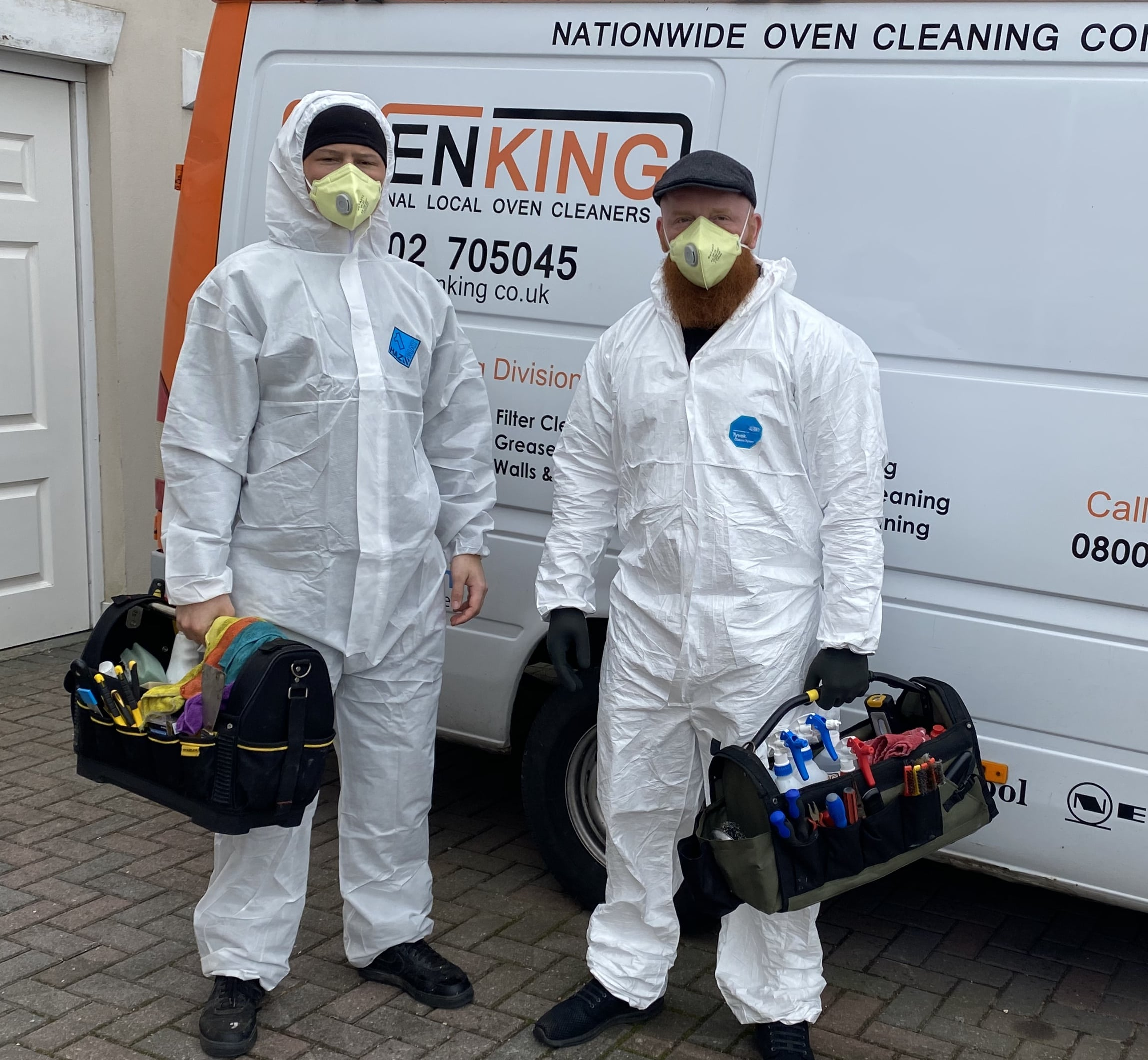 Commercial decontamination services Dorset Hampshire Wiltshire