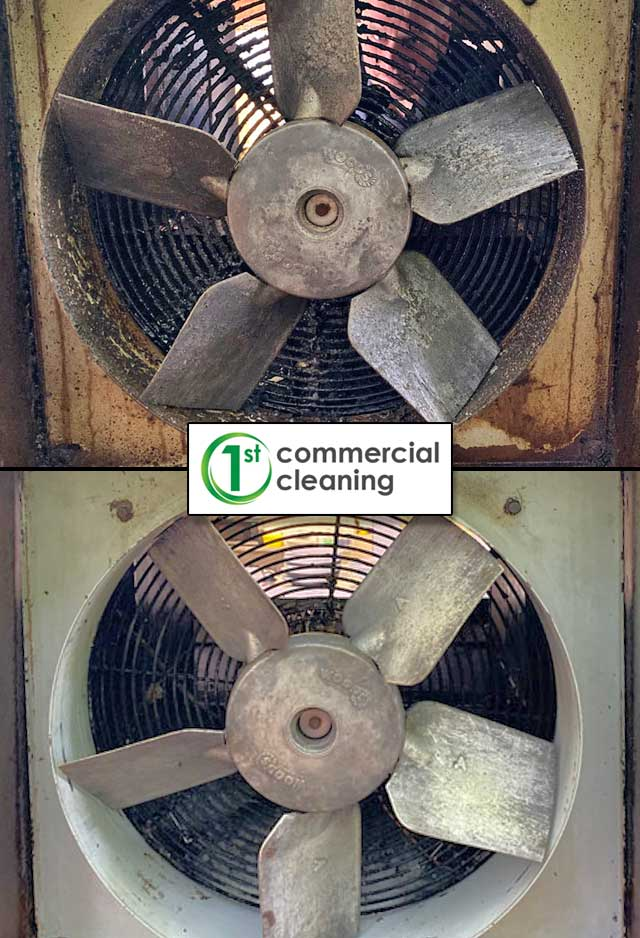 Commercial Extractor Fan Cleaning Services in Dorset