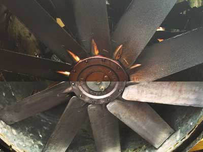 Commercial Extractor Fan Cleaning Services in Dorset Hampshire Wiltshire