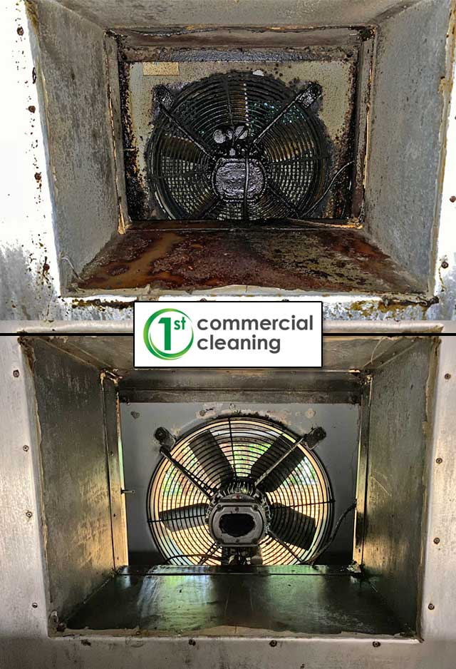 Commercial Extractor Fan Cleaning Services near me