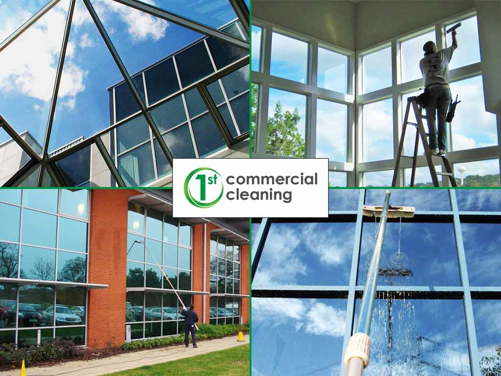 Commercial and Office Windows Cleaning