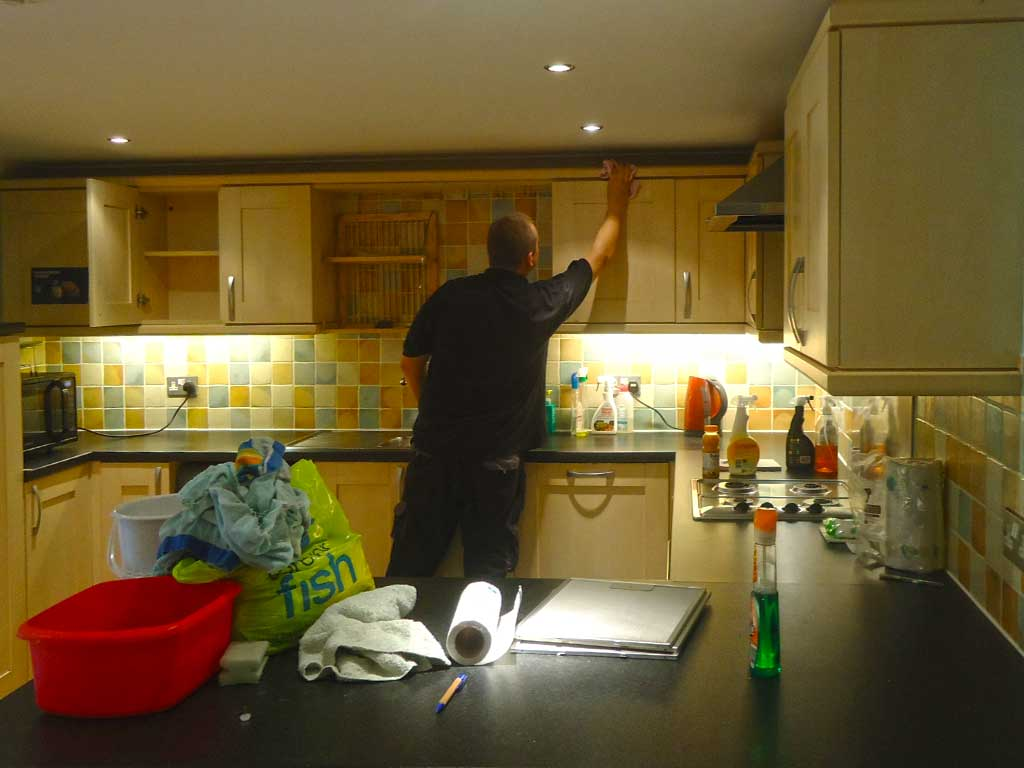 End of Tenancy Cleaning Void Cleaning service in Dorset, Hampshire, Wiltshire