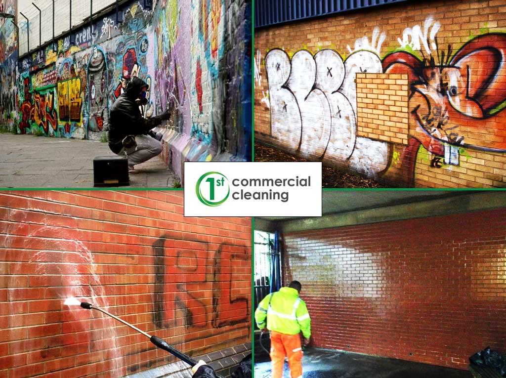 Graffiti Removal Services in Dorset, Hampshire and Wiltshire