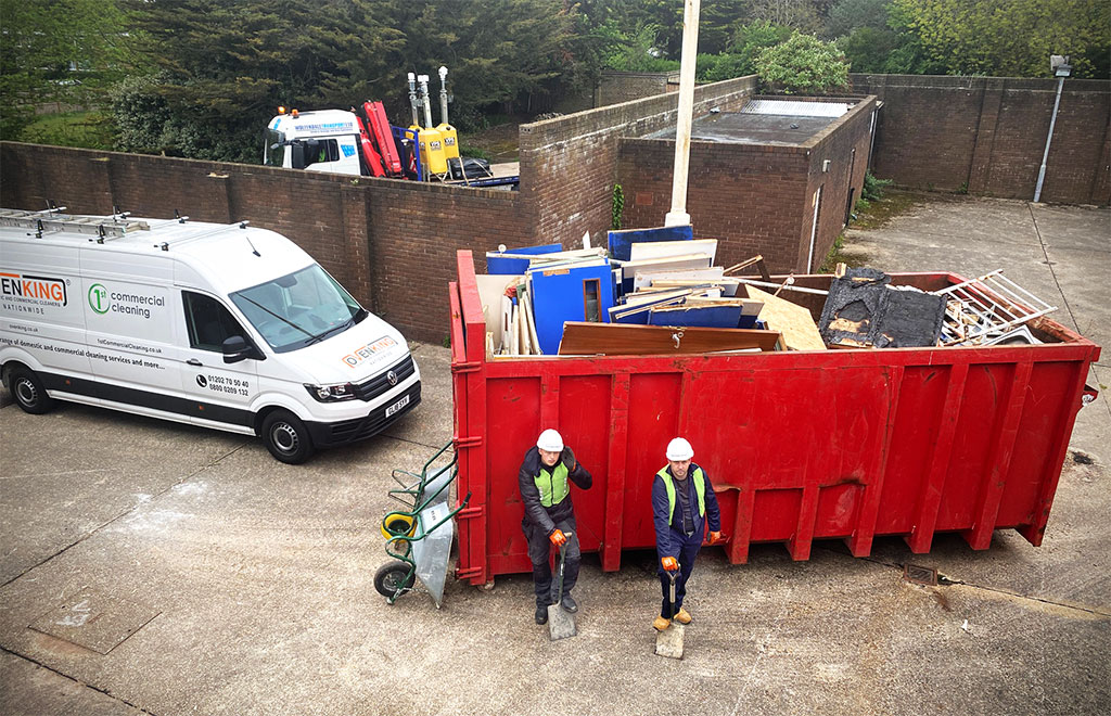 Fly Tipping Clearance Services in Dorset, Hampshire and Wiltshire