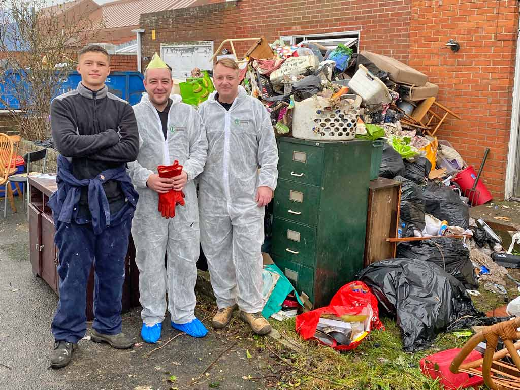 Household Waste Collection service - Dorset, Hampshire and Wiltshire