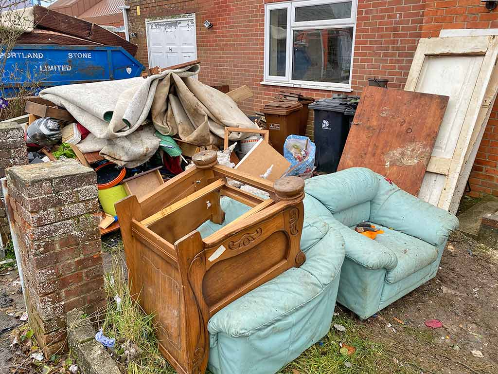 Household Waste Collection service in Dorset, Hampshire and Wiltshire